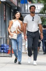 Eiza Gonzalez Out and around in New York