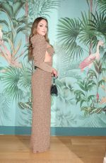 Elizabeth Gillies At PatBO flagship store opening in NYC