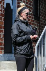 Erika Jayne Starts her Friday with a gym session in West Hollywood