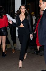 Hailee Steinfeld At a fashion week party in New York