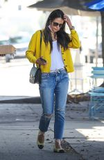 Jordana Brewster Spotted out shopping for sunglasses in Hollywood