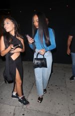 Jordyn, Elisabeth & Jodie Woods Jordyn bares all as she arrives to her 24th birthday party at The Nice Guy in West Hollywood
