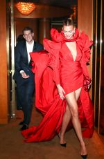 Karlie Kloss Attends the Boom Boom After-party in New York