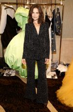 Katie Holmes Attends the Christian Siriano SS2022 Fashion Show in New York
