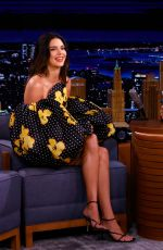 Kendall Jenner At The Tonight Show Starring Jimmy Fallon - Season 8 (Episode 1514) in New York