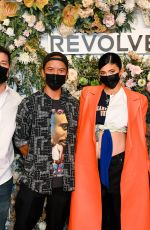 Kylie Jenner At The REVOLVE Gallery Private Presentation and Opening Reception