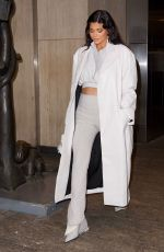 Kylie Jenner Spotted at Nobu in New York