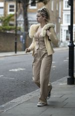 Lottie Moss Pictured out and about in Notting Hill, West London
