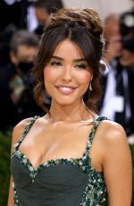 """Madison Beer At 2021 Met Gala """"In America: A Lexicon of Fashion"""" in New York"""