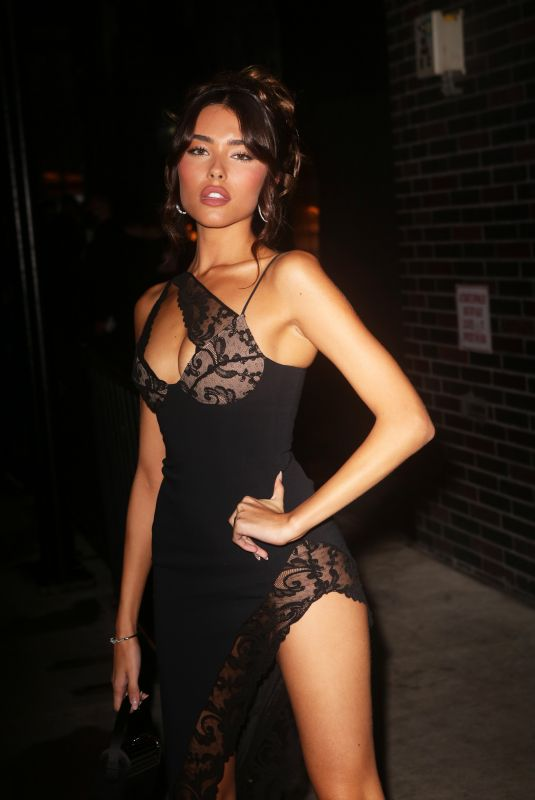 Madison Beer At Met Gala after party at the Standard Hotel
