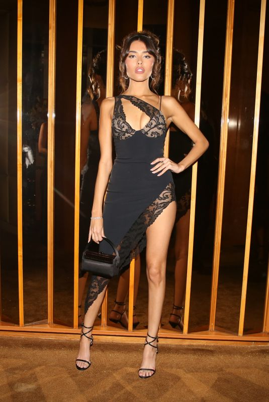 Madison Beer At Met Gala after party in NYC