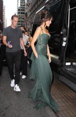 Madison Beer Seen coming out from the Peninsula hotel ahead of the Met Gala