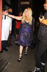 Madonna Enjoys dinner at Carbone with other Celebs in New York