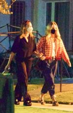 Margot Robbie Enjoys a double feature at the Beverly Hills Cinema