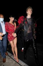 Megan Fox Heading to a Met Gala after party in New York