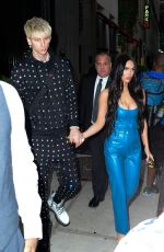 Megan Fox Spotted out in New York