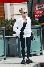 Melanie Griffith Is spotted heading to the gym in Los Angeles