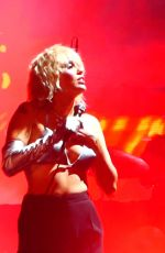 Miley Cyrus Performs on The 2021 BottleRock Napa
