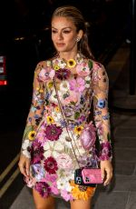 Natasha Poonawalla Seen at British Vogue and Tiffany & Co celebrate Fashion and Film at the Londoner Hotel in Leicester Square