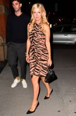 Nicky Hilton Seen at a NYFW 2021 event in New York