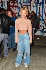 Nicky Whelan Out in Los Angeles