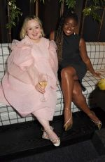 Nicola Coughlan At British Vogue and Tiffany & Co celebrate Fashion and Film at the Londoner Hotel in London