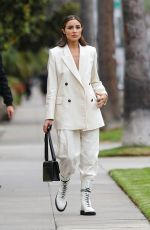 Olivia Culpo Turns heads while visiting a friend in Beverly Hills