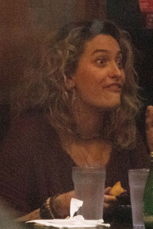 Paris Jackson Out on a date in Los Angeles