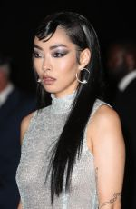 Rina Sawayama Seen at British Vogue and Tiffany & Co celebrate Fashion and Film at the Londoner Hotel in Leicester Square