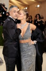 Rita Ora Attends The Met Gala Celebrating In America: A Lexicon Of Fashion at Metropolitan Museum of Art in New York City