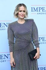 Sarah Paulson Attends the premiere of FX