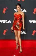Shay Mitchell Attending the MTV music awards in Brooklyn