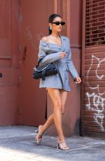 Shay Mitchell Looks stylish while stepping out in New York City
