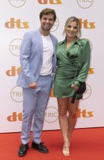 Sian Welby At The TRIC Awards, Arrivals, London, UK