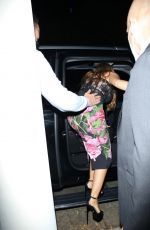Sofia Vergara During a rare outing with her son Manolo at Soulmate Restaurant in West Hollywood