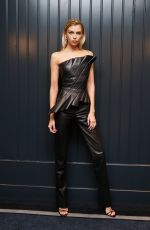 Stella Maxwell At CR Fashion Week party in New York