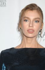 Stella Maxwell At Daily Front Row Fashion Media Awards 2021 held at the Rainbow Room in New York