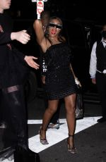 Taraji P Henson Is in the party mood as she celebrates her 51st birthday in New York