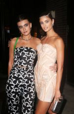 Taylor Hill Attending the Met Gala after party in New York