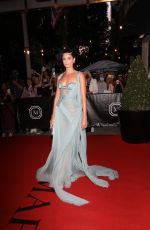 Taylor Hill Heads to the Met Gala in New York