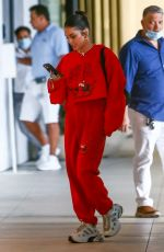 Vanessa Hudgens Wraps up a busy day of filming in Miami
