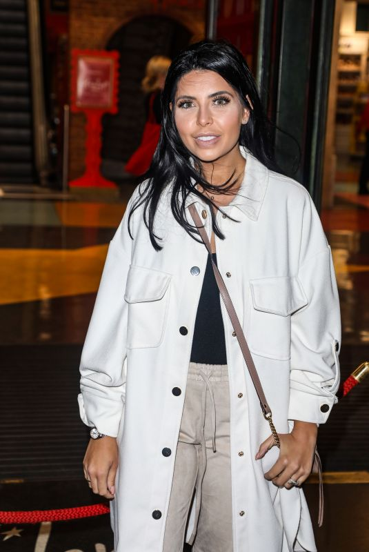 Cara de la Hoyde-Massey Celebrities attend the Hamleys Unveiling of the Top 10 Toys for Christmas 2021 in London