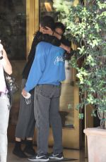 Margaret Qualley Is emotional as she packs on the PDA with boyfriend Jack Antonoff in Los Angeles