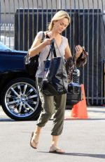 Melora Hardin Seen arriving for practice at the Dancing With The Stars rehearsal studio in Los Angeles