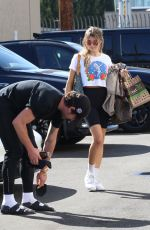 Olivia Jade Leaving the Dancing With The Stars rehearsal studio in Los Angeles