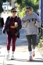 Vanessa Hudgens Heads to the gym in Los Angeles