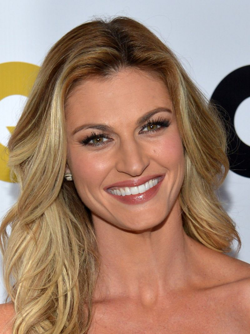 Erin andrews mouth, bras for full figured women
