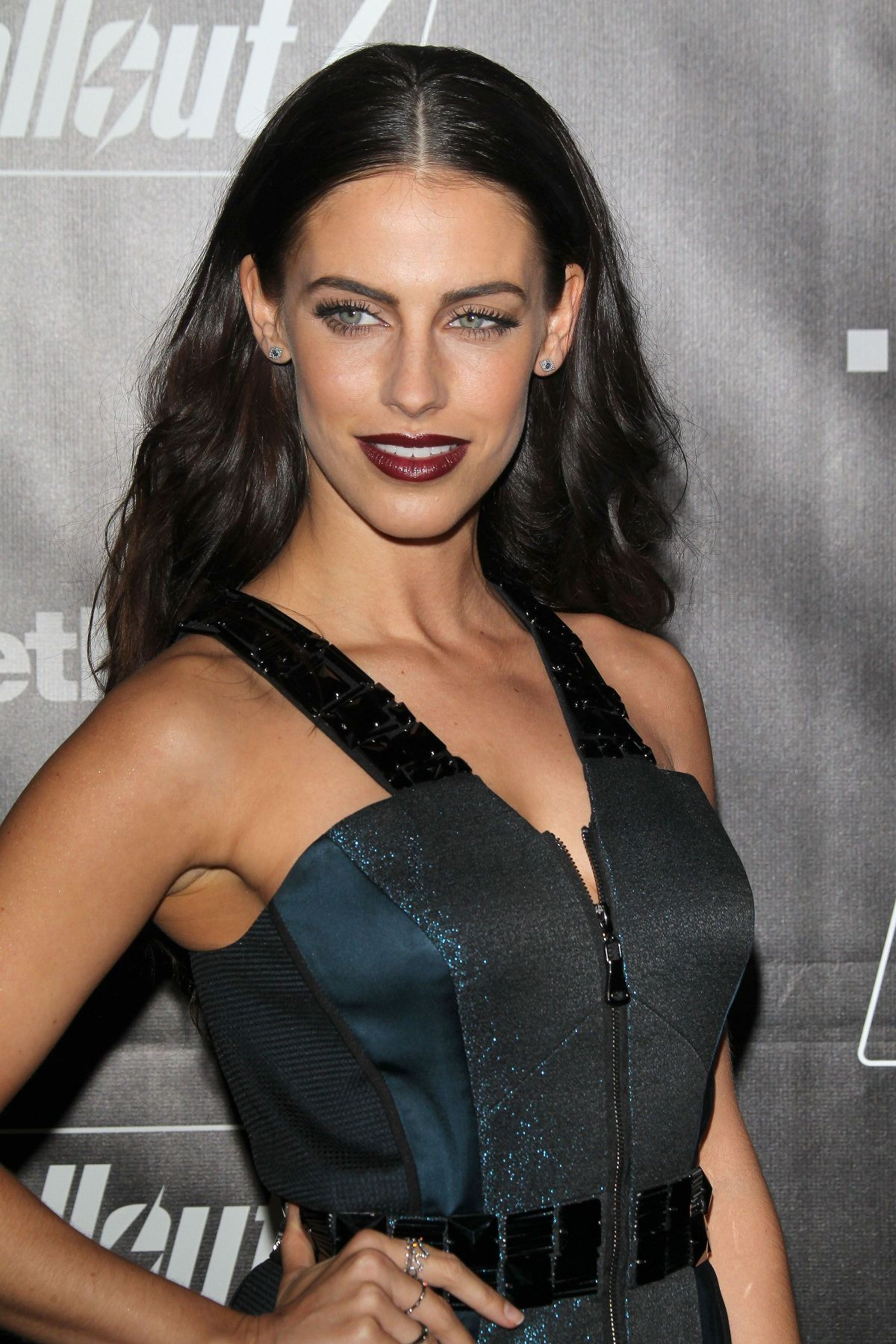 Jessica Lowndes At Fallout 4 Video Game Launch Event - Celebzz
