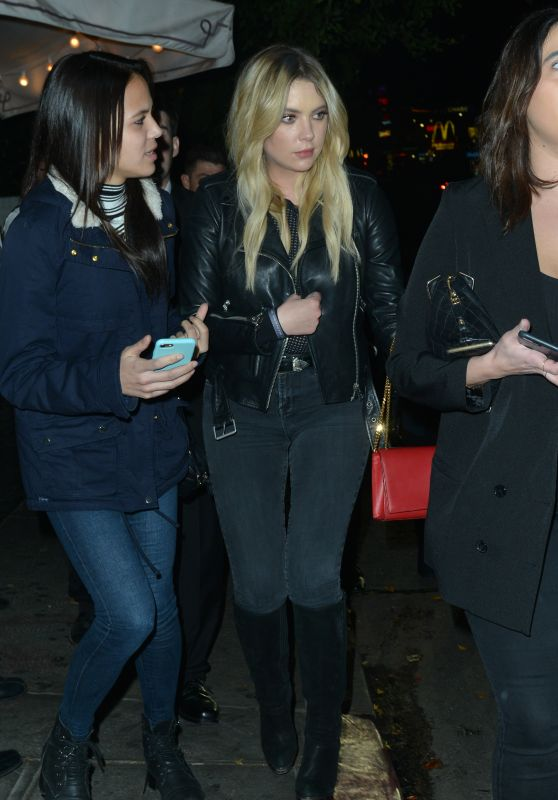 841c571a05 Ashley Benson At the W Magazine Party at the Chateau Marmont in Los Angeles