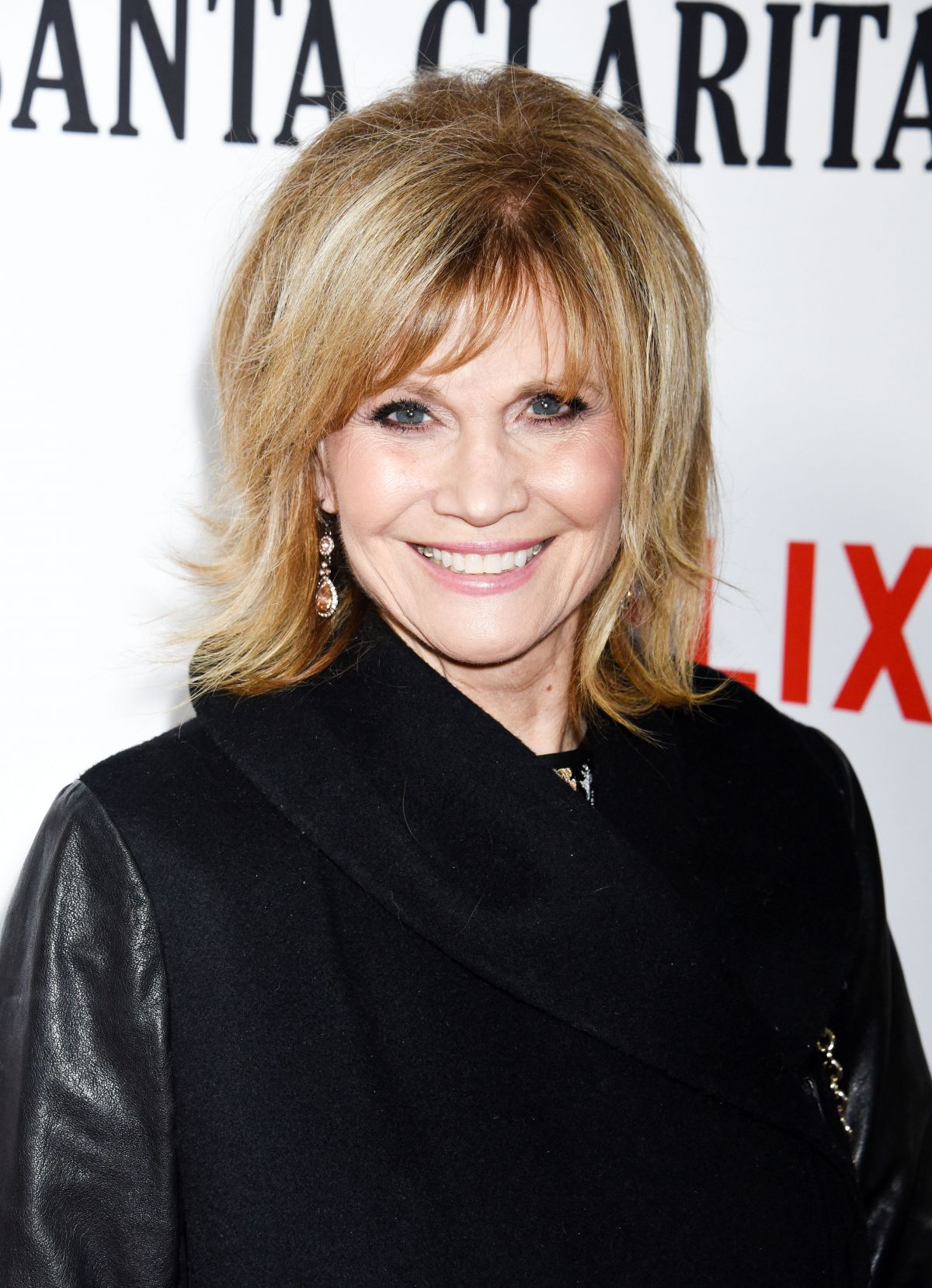 Markie Post and family